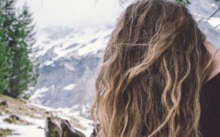 Как ухаживать за волосами зимой