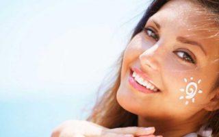 Уход за кожей лица в летние месяцы
