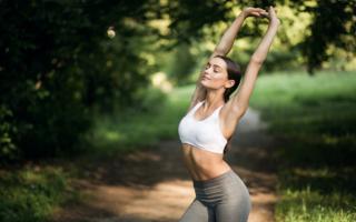 Как поддерживать своё тело в форме