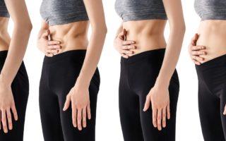 Упражнение «Вакуум» для похудения живота