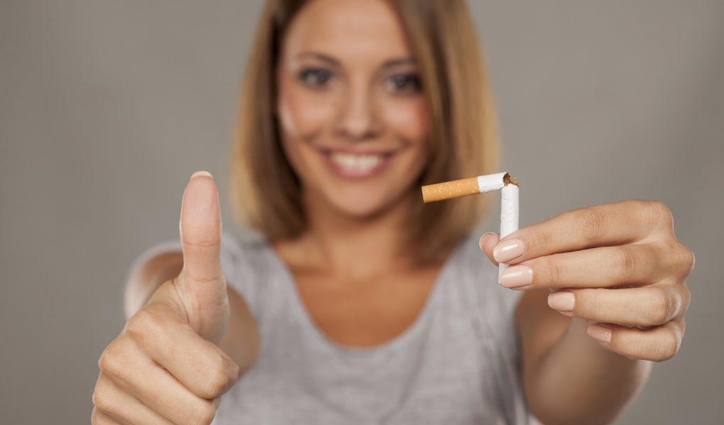 Как расстаться с курением
