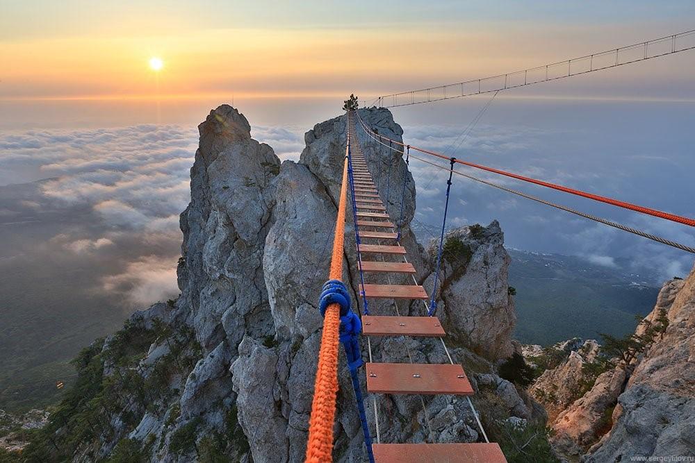 Натяжной мост